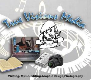 True Visions Media-logo